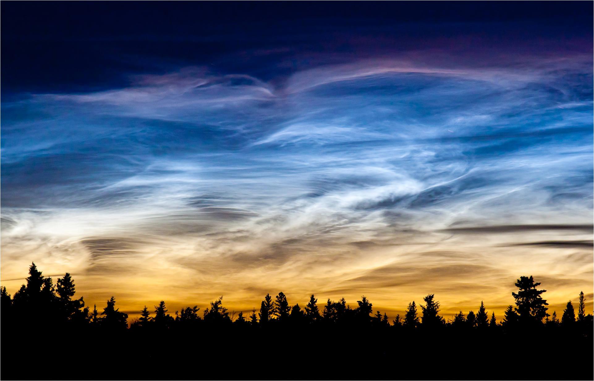 About Noctilucent Clouds – Project PoSSUM