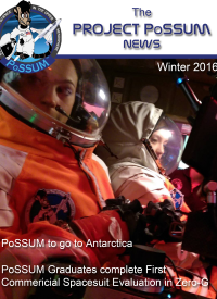 The Project PoSSUM News: Winter 2016