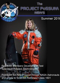 The Project PoSSUM News: Summer 2016