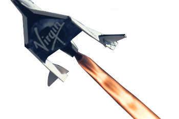 Virgin Galactic Spaceship Two (credit: Virgin Galactic)