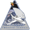 PoSSUM Airborne Science Patch_small