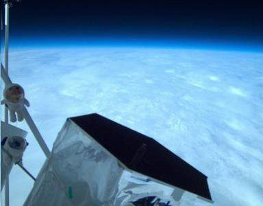 From 38k ft above the surface of Greenland, PMC-Turbo makes the first dedicated observations of the fine structures of noctilucent clouds