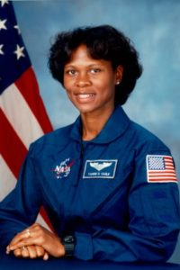 Astronaut Yvonne Cagle