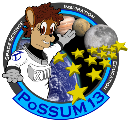 PoSSUM 13 Mission Patch
