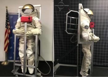 EVA Suit Prototype_1