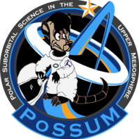 PoSSUM Mission Patch